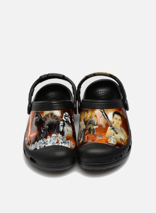 Sandals Crocs CC The Force Awakens Clog K Black 3/4 view