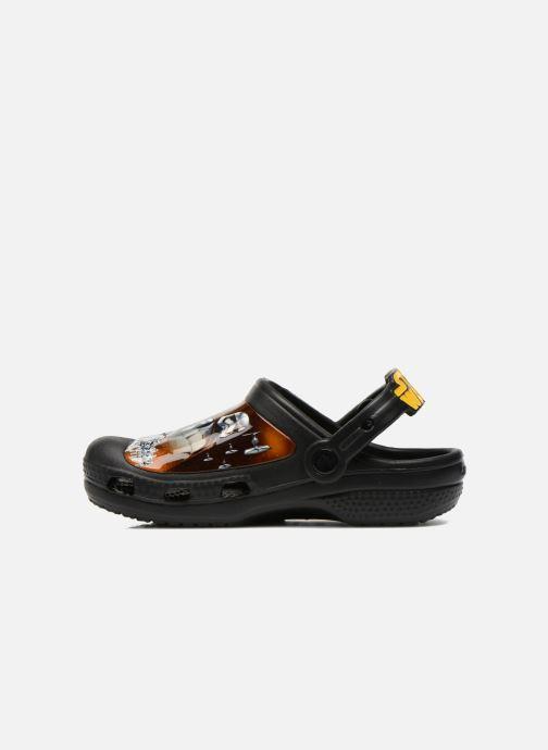 Sandali e scarpe aperte Crocs CC The Force Awakens Clog K Nero immagine frontale
