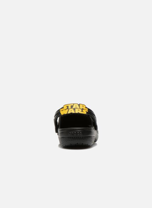 Sandals Crocs CC The Force Awakens Clog K Black view from the right