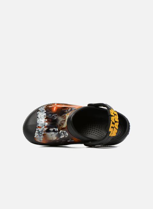 Sandali e scarpe aperte Crocs CC The Force Awakens Clog K Nero immagine sinistra