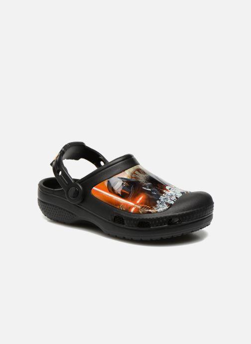 Sandals Crocs CC The Force Awakens Clog K Black detailed view/ Pair view