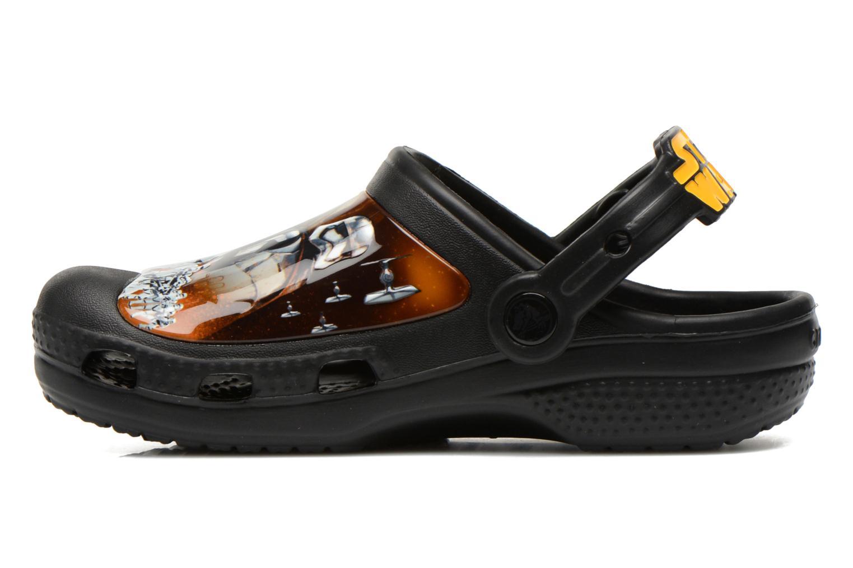 Sandales et nu-pieds Crocs CC The Force Awakens Clog K Noir vue face