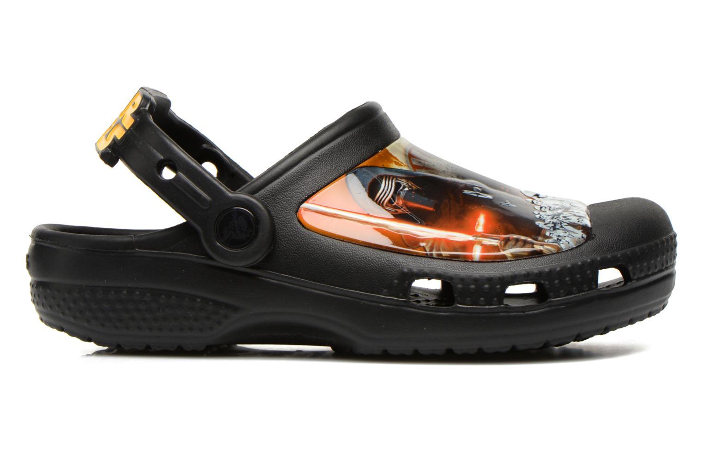 Sandales et nu-pieds Crocs CC The Force Awakens Clog K Noir vue derrière