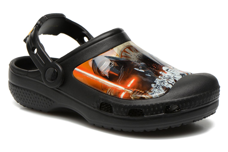 Sandales et nu-pieds Crocs CC The Force Awakens Clog K Noir vue détail/paire