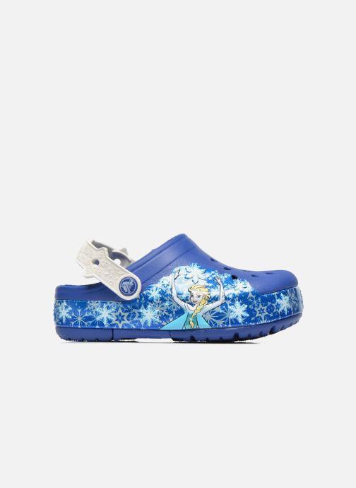 Sandals Crocs CrocsLights Frozen Clog K Blue back view