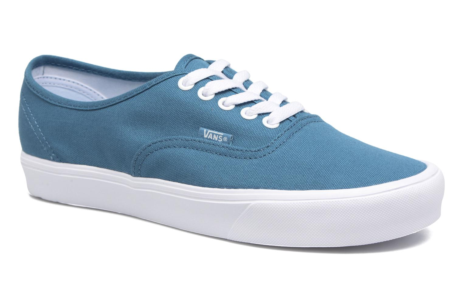 Sneakers Vans Authentic Lite Blauw detail