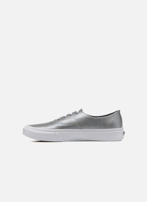 Sneakers Vans Authentic Decon W Argento immagine frontale