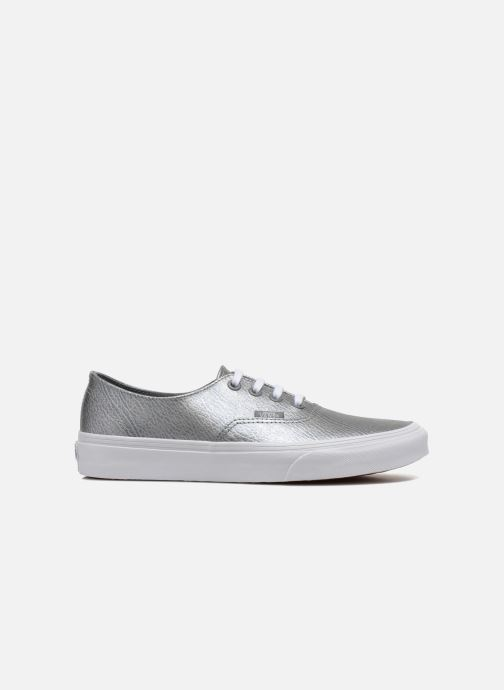 Sneakers Vans Authentic Decon W Argento immagine posteriore