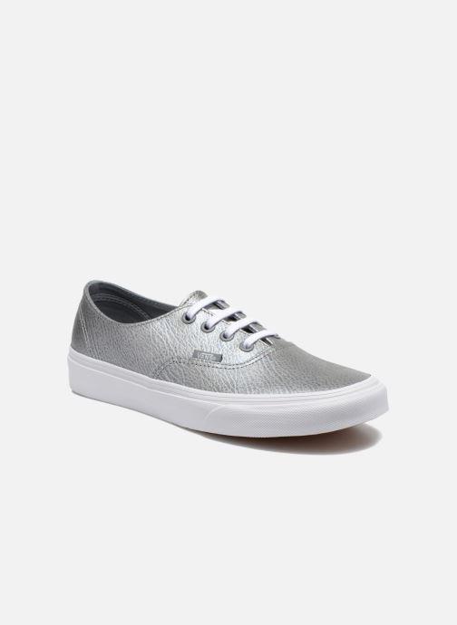 Sneakers Vans Authentic Decon W Zilver detail