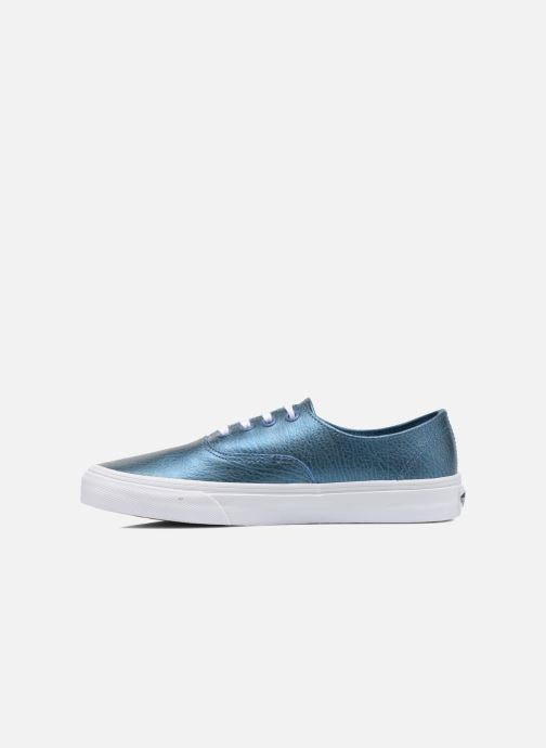 Sneakers Vans Authentic Decon W Azzurro immagine frontale