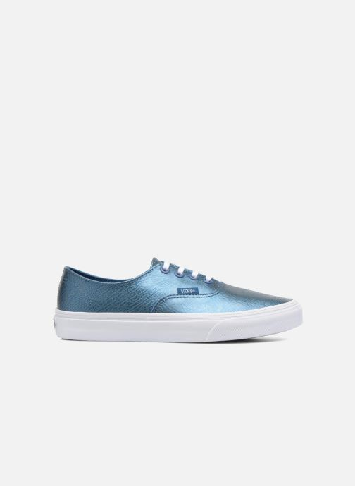 Sneakers Vans Authentic Decon W Blauw achterkant