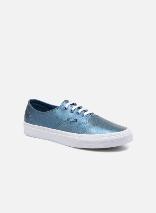 Sneakers Vans Authentic Decon W Blauw detail