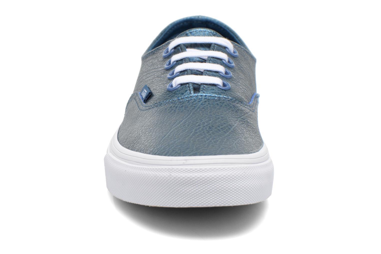 Sneakers Vans Authentic Decon W Blå bild av skorna på