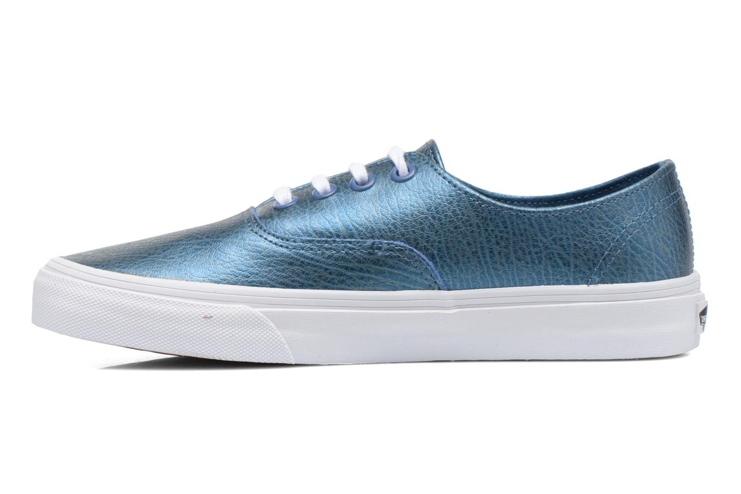 Baskets Vans Authentic Decon W Bleu vue face