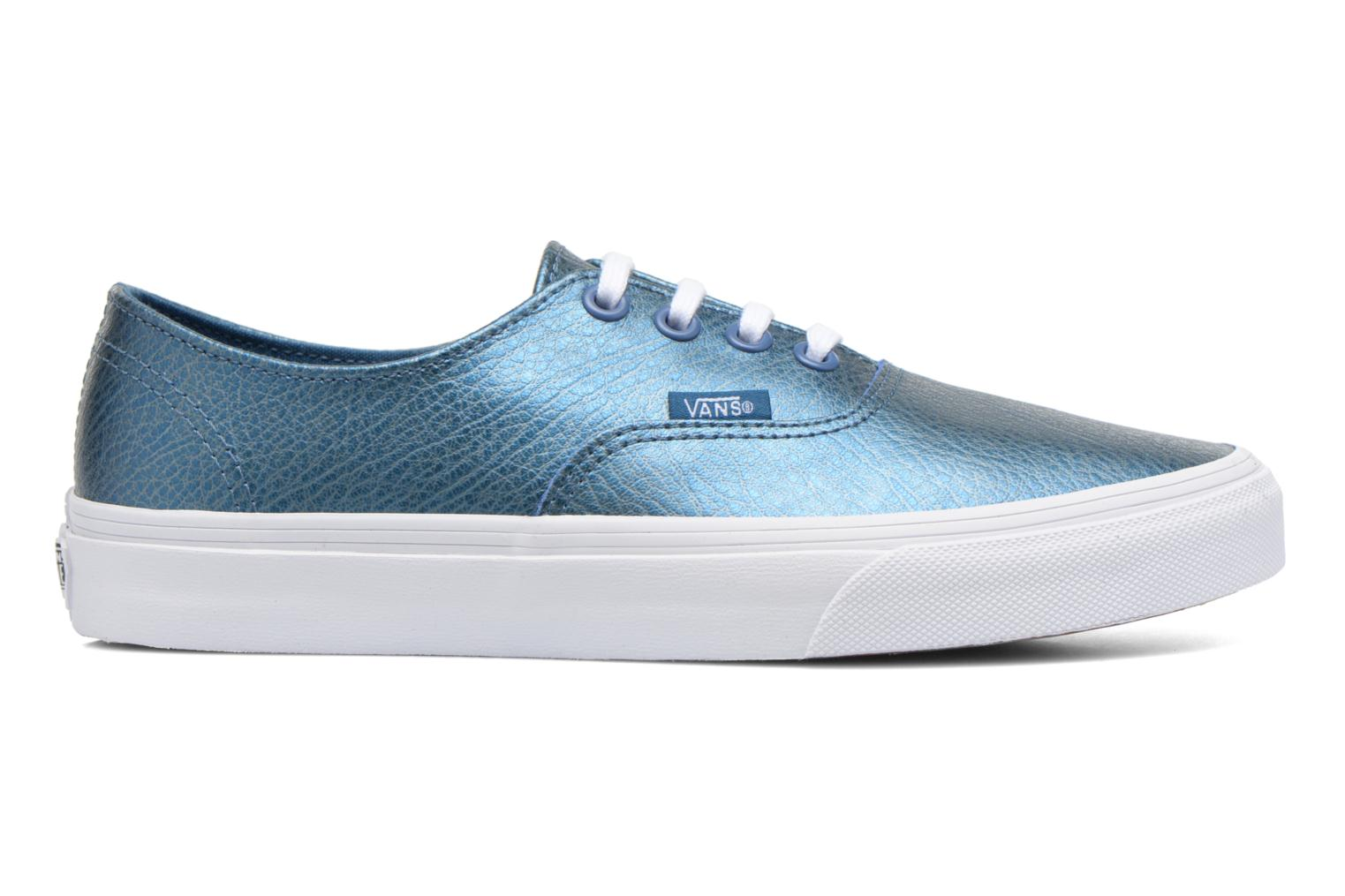 Baskets Vans Authentic Decon W Bleu vue derrière