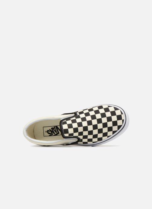 Sneakers Vans Classic Slip-On Platform Zwart links