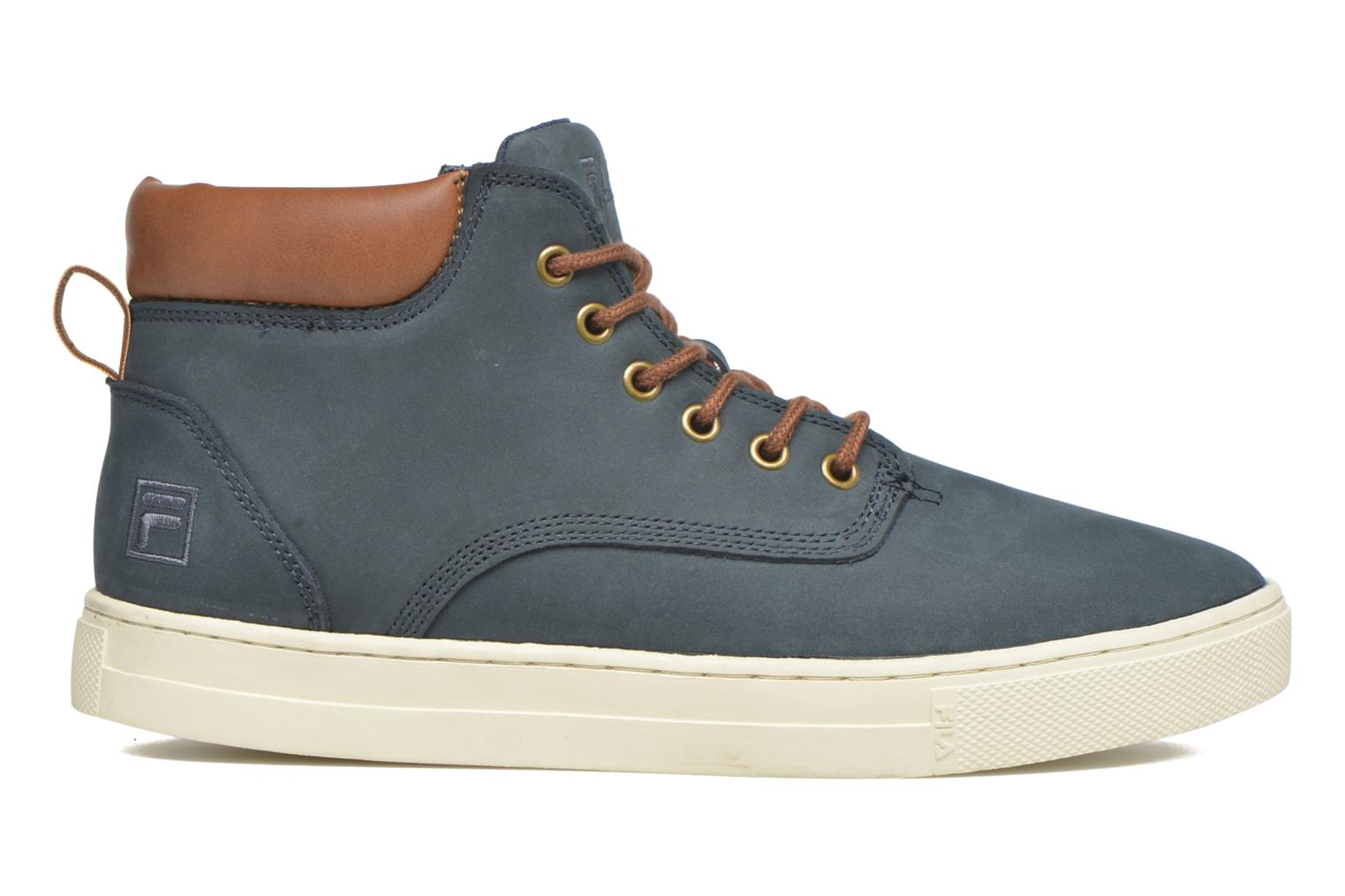 Trainers FILA Roswell N Mid Blue back view