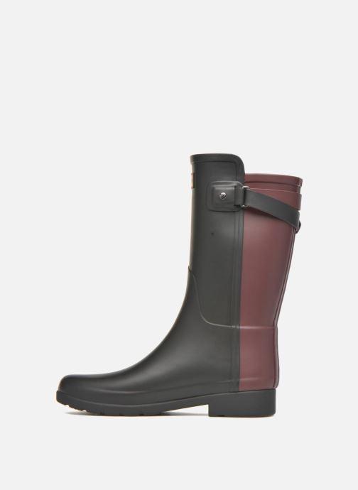 Stiefeletten & Boots Hunter Original refined Back Strap Short schwarz ansicht von vorne