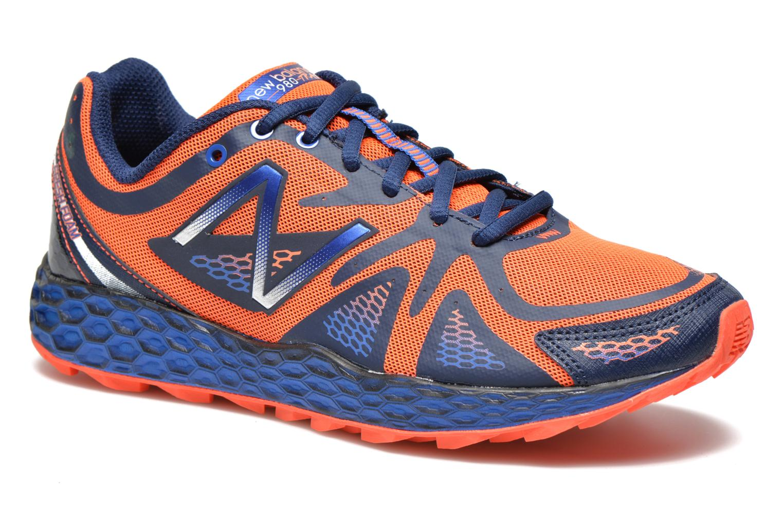 Baskets New Balance MT980 Bleu vue détail/paire