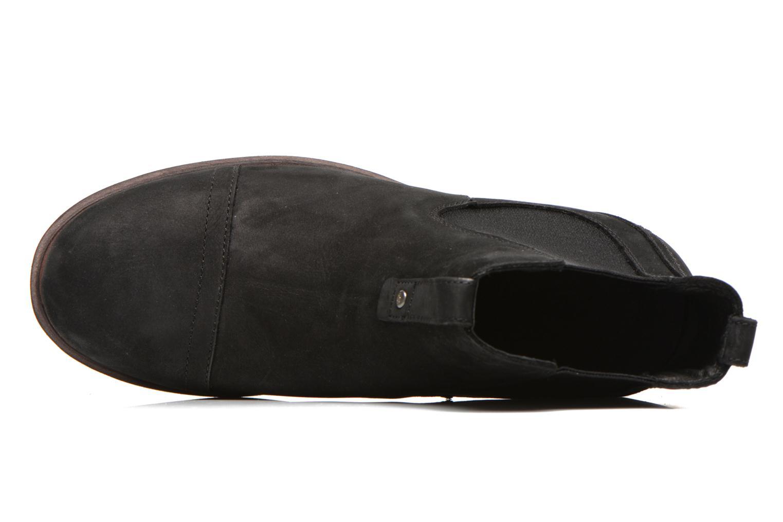 Bottines et boots UGG Gallion Noir vue gauche