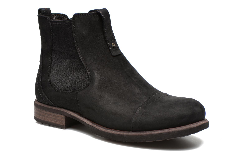Bottines et boots UGG Gallion Noir vue détail/paire