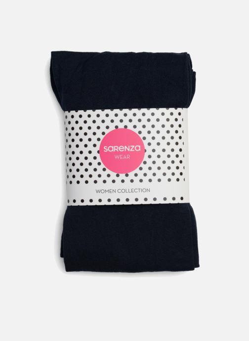 Chaussettes et collants Sarenza Wear Collant soft touch Bleu vue derrière