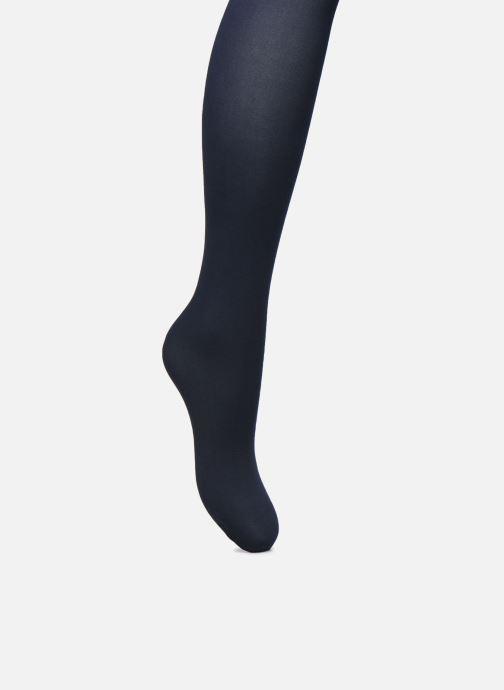 Chaussettes et collants Sarenza Wear Collant soft touch Bleu vue détail/paire
