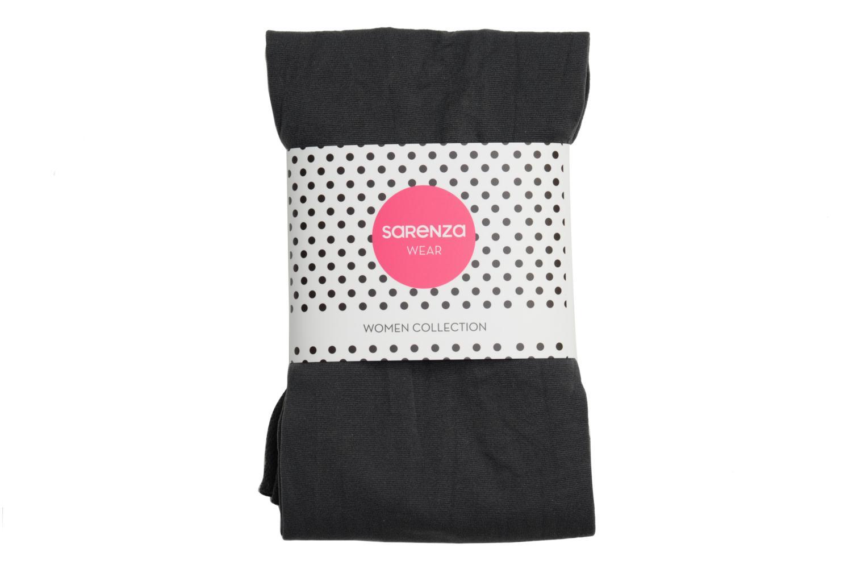 Chaussettes et collants Sarenza Wear Collant soft touch Gris vue détail/paire