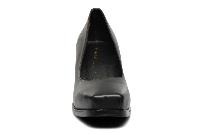 Escarpins Intentionally blank Feeling Noir vue portées chaussures