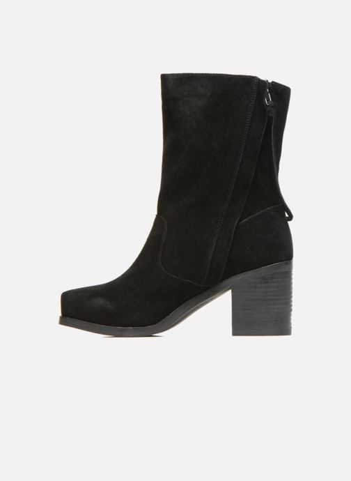 Bottines et boots Intentionally blank Poncho Noir vue face