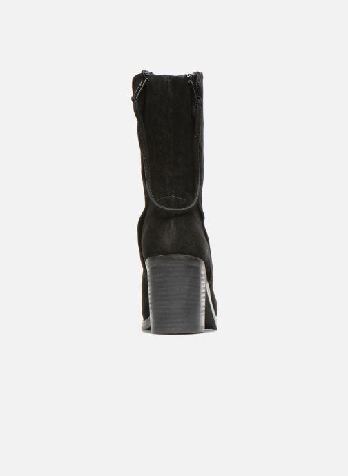 Bottines et boots Intentionally blank Poncho Noir vue droite