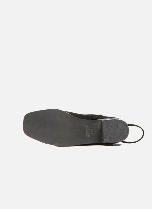 Bottines et boots Intentionally blank Poncho Noir vue haut