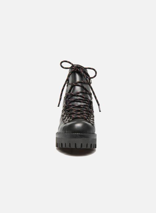 Bottines et boots Intentionally blank Tharp Noir vue portées chaussures