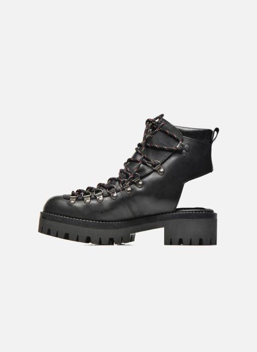 Bottines et boots Intentionally blank Tharp Noir vue face