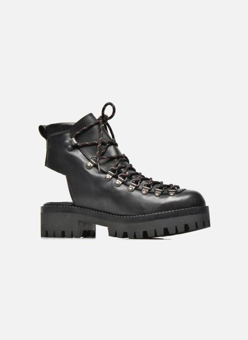 Bottines et boots Intentionally blank Tharp Noir vue derrière