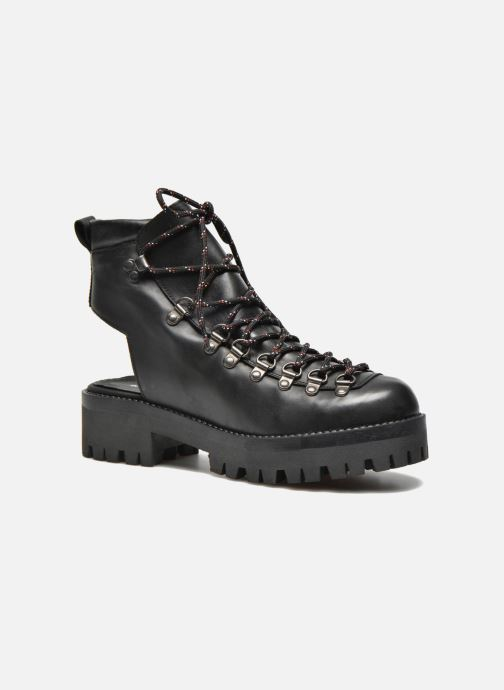 Bottines et boots Intentionally blank Tharp Noir vue détail/paire