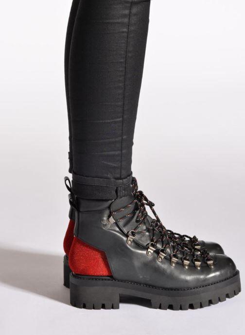 Bottines et boots Intentionally blank Tharp Gris vue bas / vue portée sac