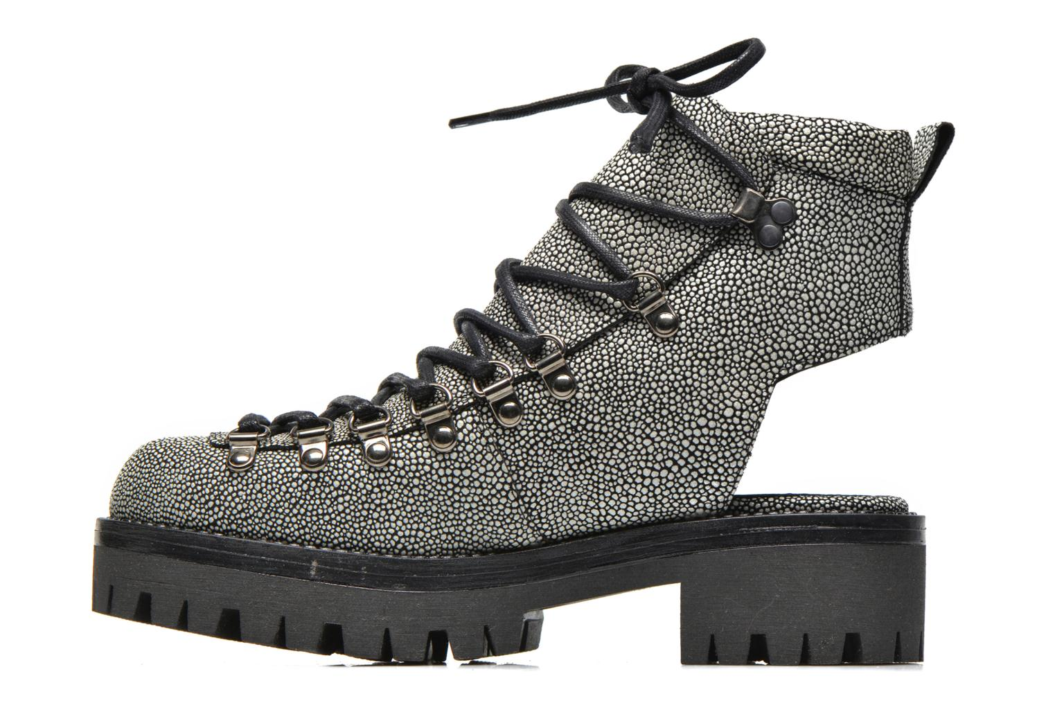 Ankle boots Intentionally blank Tharp Grey front view