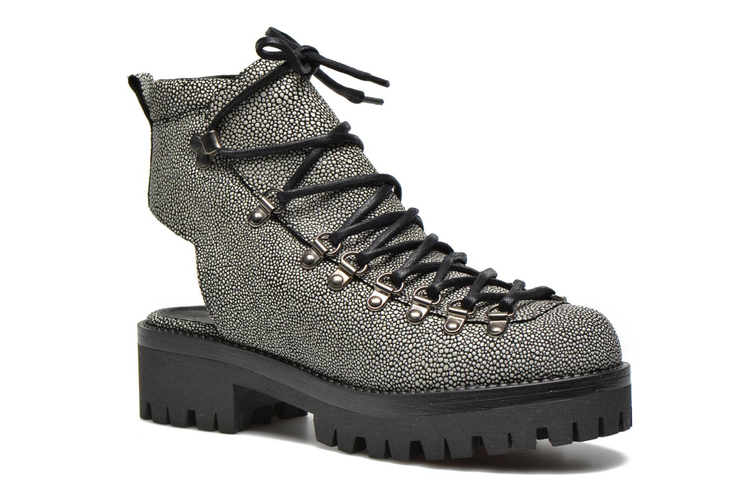 Bottines et boots Intentionally blank Tharp Gris vue détail/paire