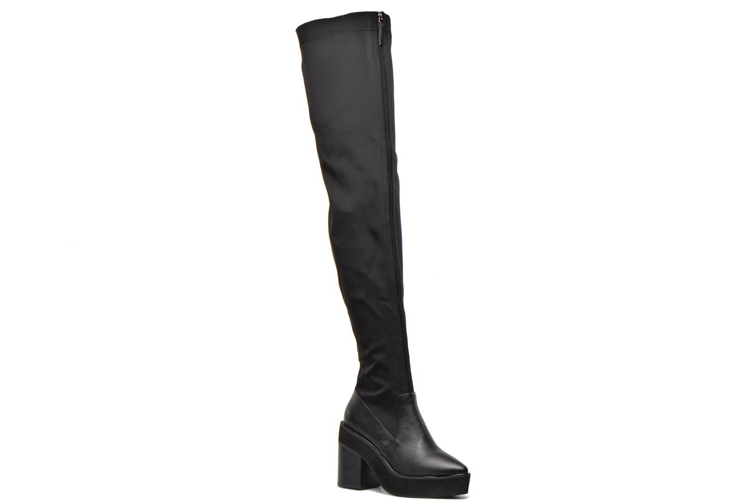 Bottes Intentionally blank Infinity Noir vue détail/paire