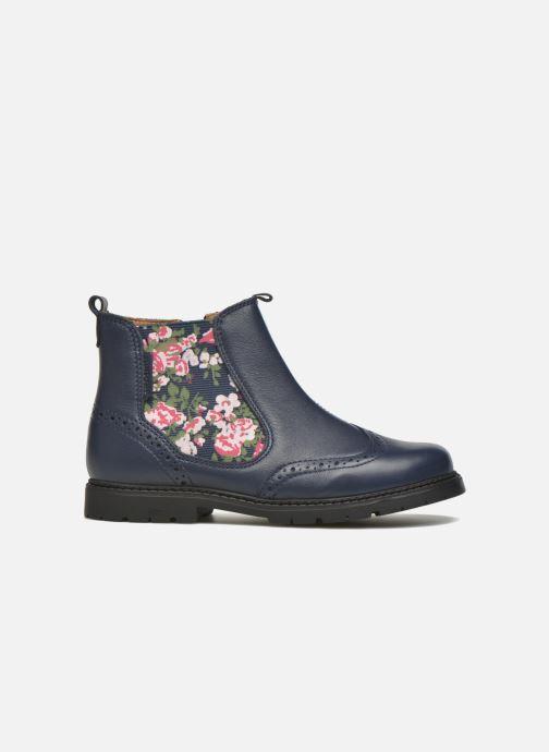 Bottines et boots Start Rite Chelsea Bleu vue derrière