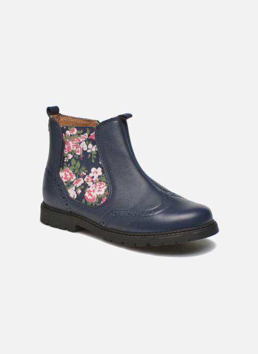 Bottines et boots Start Rite Chelsea Bleu vue détail/paire
