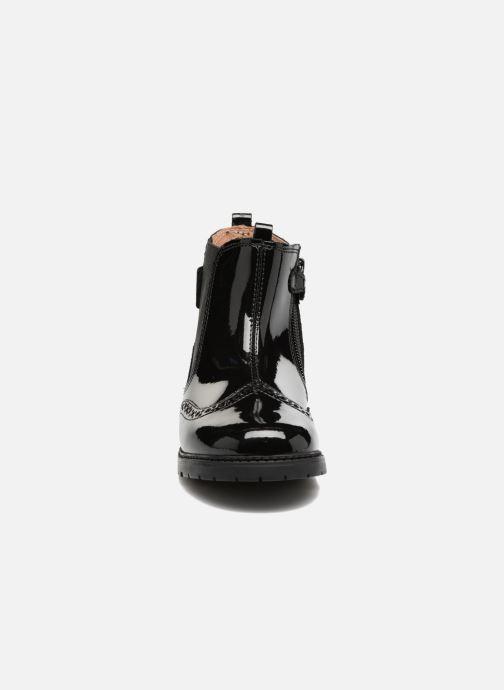 Bottines et boots Start Rite Chelsea Noir vue portées chaussures