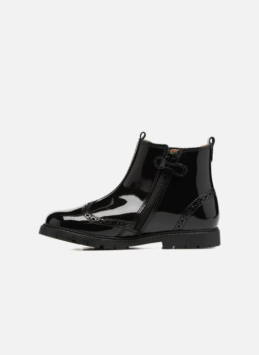 Bottines et boots Start Rite Chelsea Noir vue face