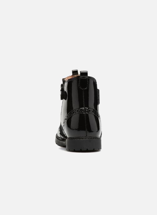 Bottines et boots Start Rite Chelsea Noir vue droite