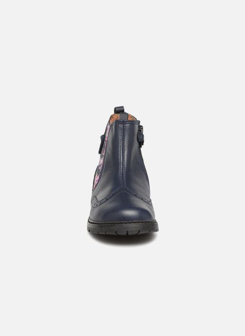 Boots en enkellaarsjes Start Rite Chelsea Blauw model