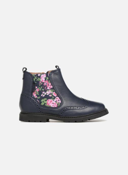 Boots en enkellaarsjes Start Rite Chelsea Blauw achterkant