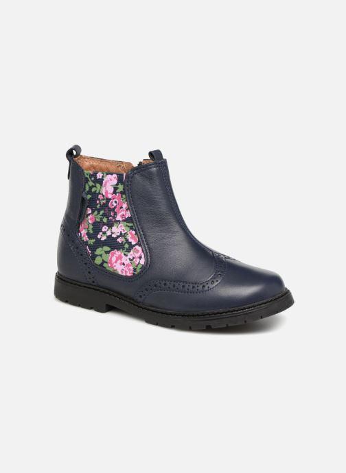 Boots en enkellaarsjes Start Rite Chelsea Blauw detail