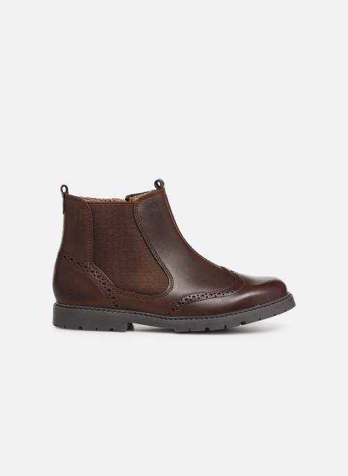 Boots en enkellaarsjes Start Rite Chelsea Bruin achterkant