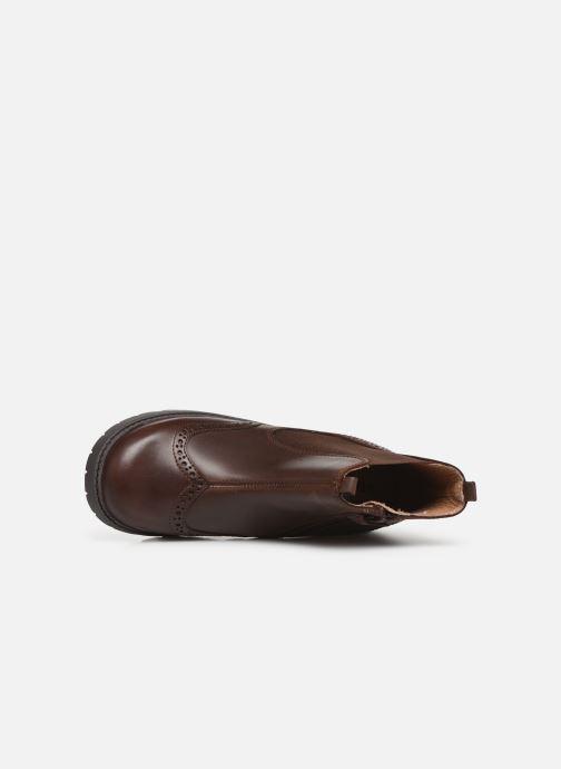 Bottines et boots Start Rite Chelsea Marron vue gauche